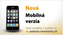Mobilná verzia