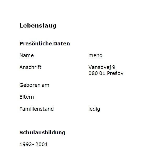 nemeck u00fd jazyk    u017divotopis    zadania