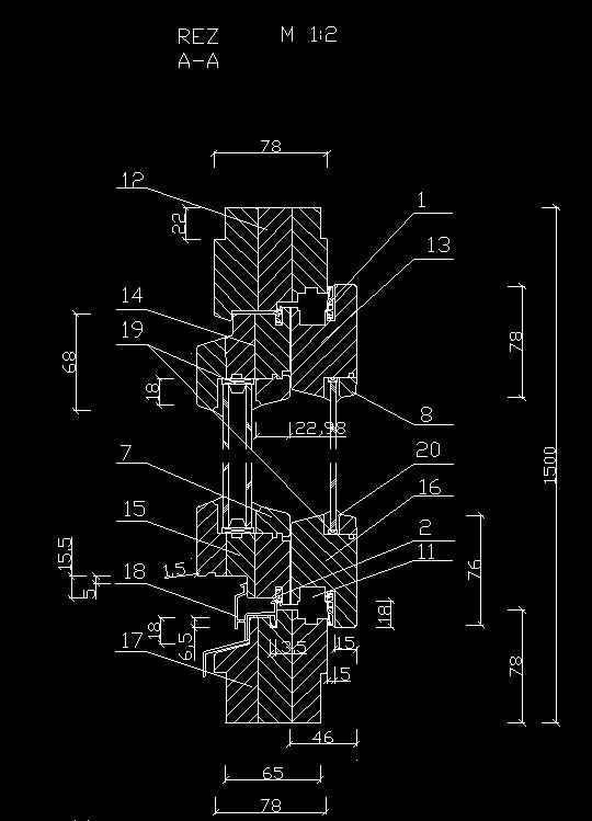 Vykres Eurookno Drevarske Vyrobky Technicky Vykres Zadania