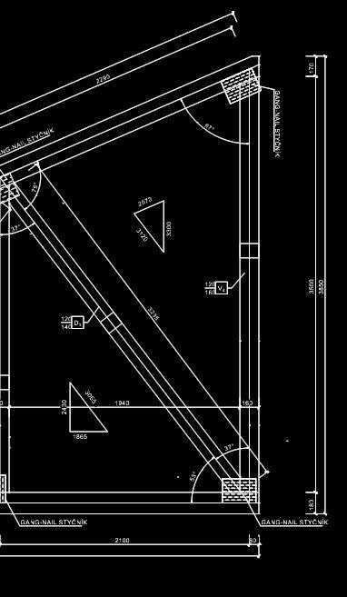 Drevene Konstrukcie Konstrukcny Vykres Dreveneho Vaznika