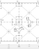 Betonove Konstrukcie Vykres Tvaru Hribovy Strop Technicky